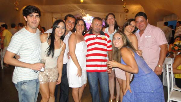 Réveillon 2013 Clube Social de Brumado