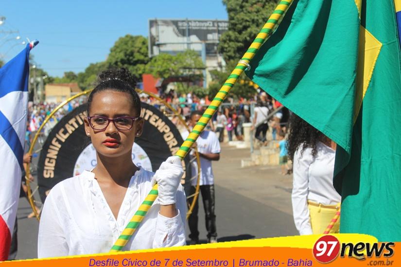Desfile Cívico de 07 de Setembro de 2016