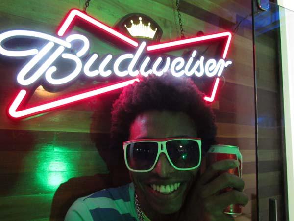Lançamento Budweiser