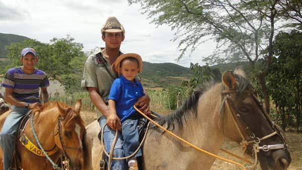 VI Cavalgada Chapéu Couro