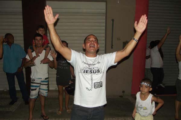 Iª Marcha para Jesus de Brumado