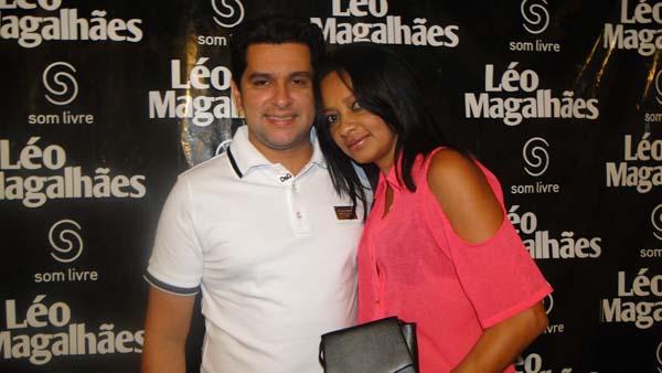 Esquenta da Chopada com Léo Magalhães