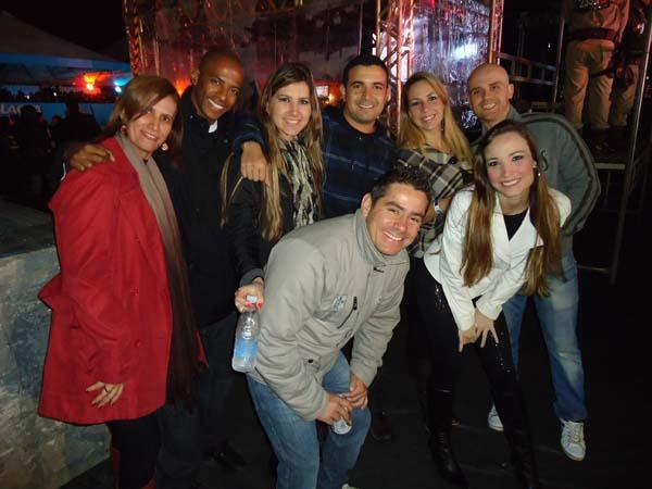 Galera de Brumado no Festival de Inverno 2012