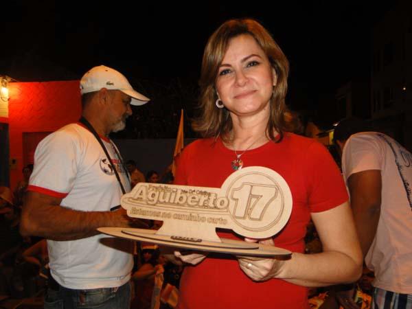 Inauguração do Comitê de Aguiberto