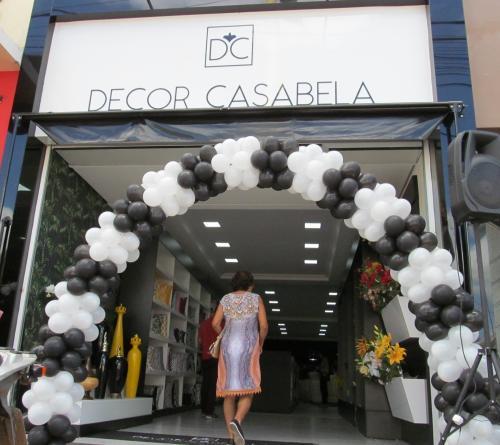 Inauguração Loja Decor Casabela