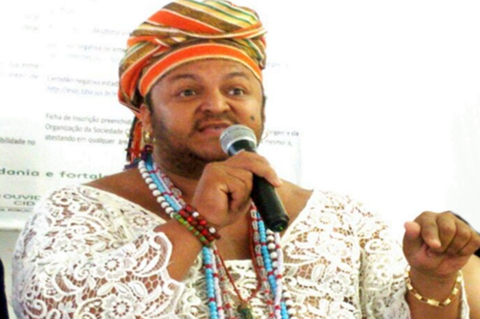 'Infelizmente, o candomblé continua sendo alvo de discriminação religiosa em Brumado', afirma babalorixá Dionata de Xangô