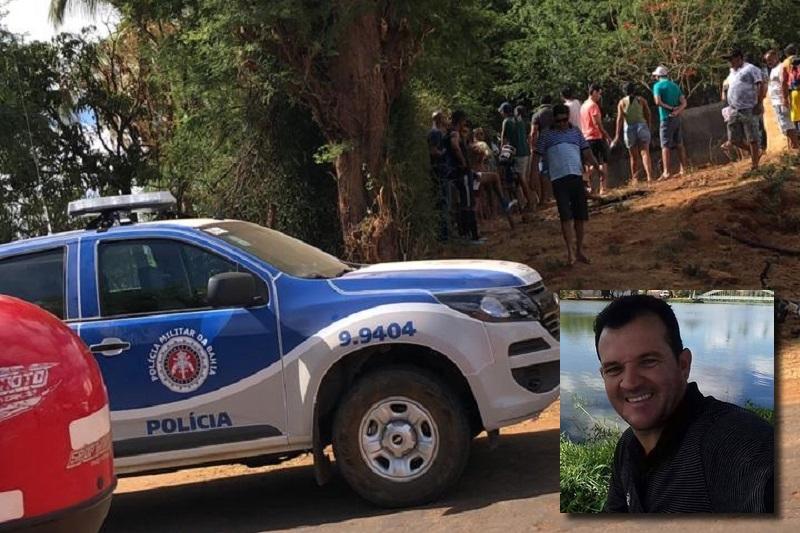 Caculé: Homem que estava desaparecido à três dias é encontrado morto; choque elétrico pode ter provocado o óbito