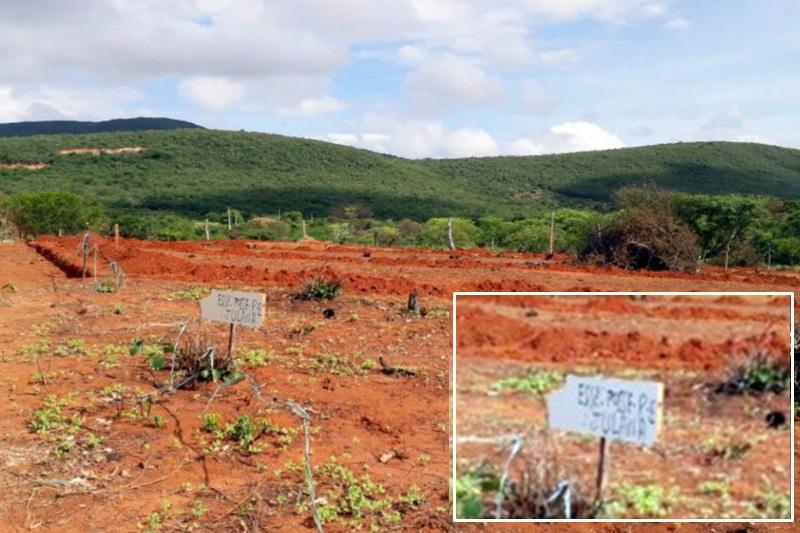 Brumado: Movimento de invasão do terreno ao lado do IFBA se organiza