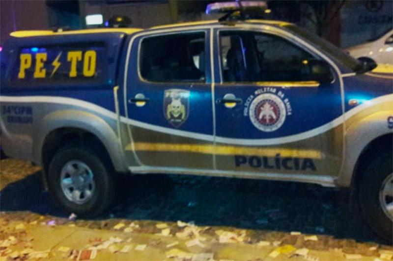Foi mais uma ação exitosa do PETO em Brumado (Foto  97NEWS) a3e6bbb0ea