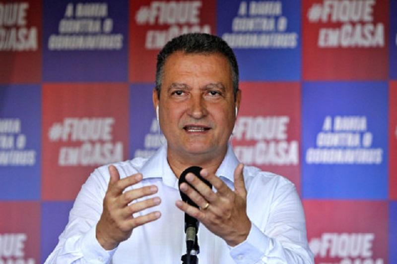 Bahia: Rui Costa prevê que Brasil vai 'mergulhar no caos em duas semanas' por causa de Covid-19