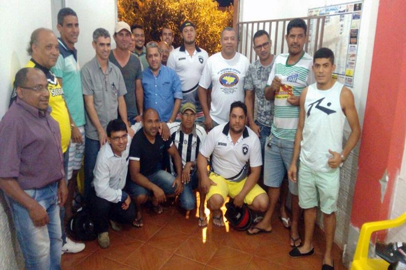 Em reunião, presidentes de clubes de futebol de Brumado dão 'goleada de críticas' contra a gestão municipal