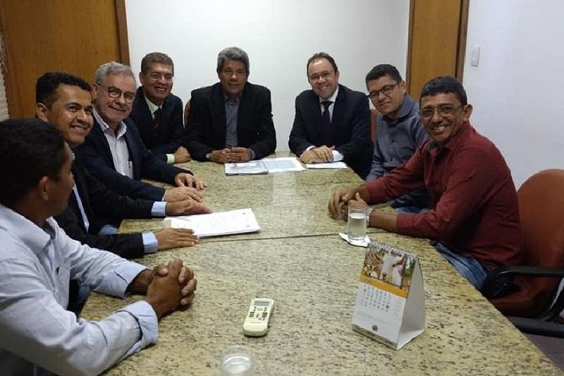 Adutora do Truvisco tem recursos garantidos e levará água para os municípios de Rio do Antônio e Guajeru