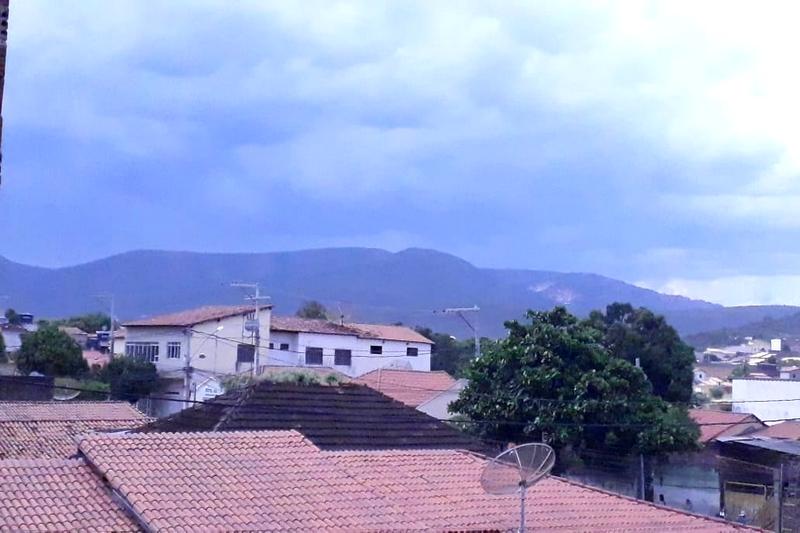 Previsão indica vento forte e chuva na tarde desta sexta-feira em Brumado
