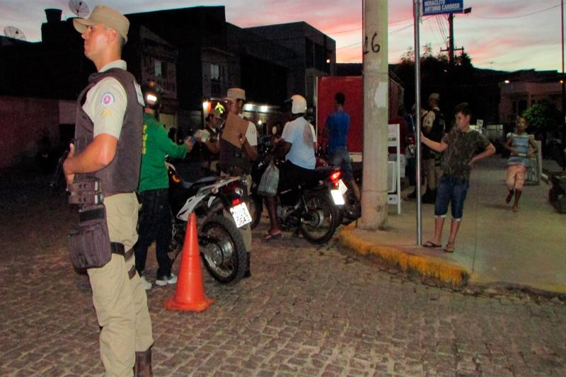 Comando da 34ª CIPM garante que policiamento ostensivo está garantido