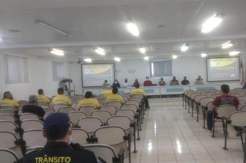 Brumado: SMTT realiza ações na 'Semana Nacional de Trânsito 2021'