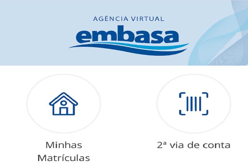 Embasa lança Agência Virtual com diversos serviços