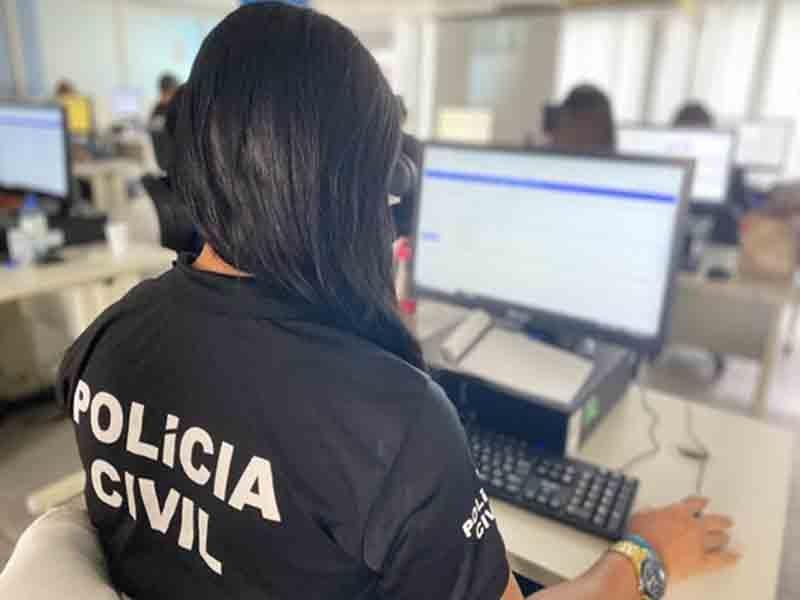 Polícia Civil lança nova plataforma virtual para registrar ocorrências
