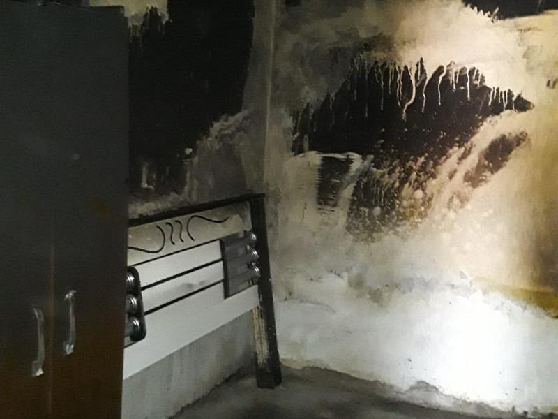 Homem acusa ex-mulher de atear fogo em sua casa em Brumado