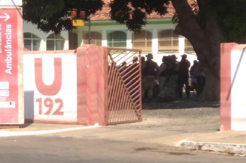 Sudoeste: Integrantes da quadrilha que atacou carro forte na BR-116 morrem em confronto com a polícia na cidade de Livramento