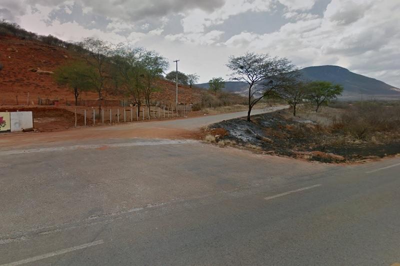 Brumado: Homem é baleado em tentativa de assalto na BA-148, próximo à entrada de Pedra Preta
