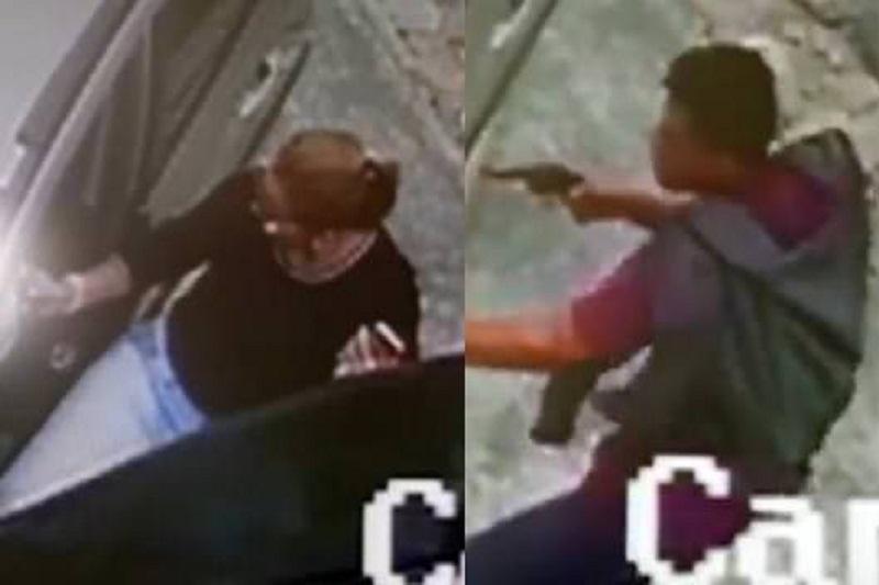 Conquista: Mulher leva tiro de raspão no rosto após criminosos dispararem contra ela
