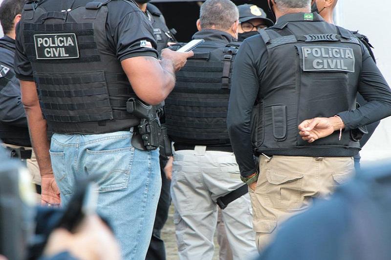 Foi preso em SP o suspeito de cometer latrocínio em Paramirim